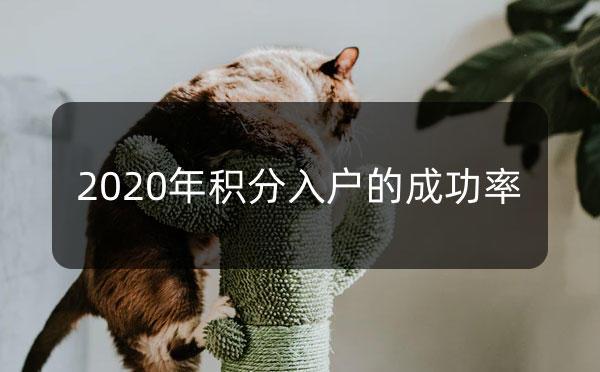 2020年积分入户广州的成功率高吗?_广州米兔入户咨询